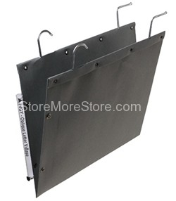 oblique hanging file folder color coded side top tab green compartment pendaflex filing solution