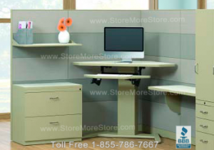movable desks adjustable work stations workstation table call center