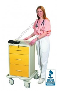 nurses hospital medical cart surgical mobile wheels doctor carts drawers pediatric