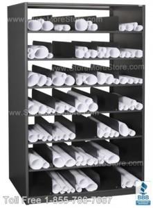 mailroom sorter module desktop stand alone mail holder