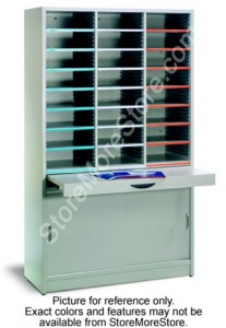 mail sorter mailroom furniture mailcenter cabinets mail racks furniture