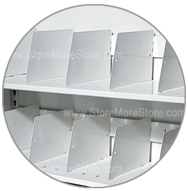 File shelf divider File shelving clip in separators tab tennsco aurora spacesaver richards wilcox datum