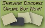 File divider Shelving divider