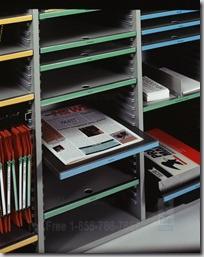 Hamilton Sorter Parts including mailroom trays