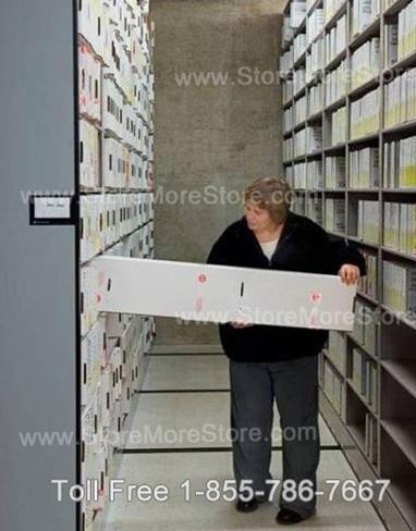 Organize rifles and long gun evidence with Long Gun Boxes
