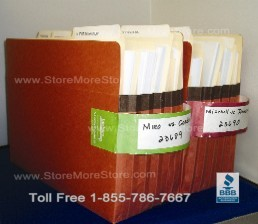 tabbies labels on legal office redrope file pockets