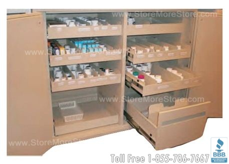 Drug Storage Safe
