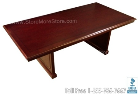 small or large rectangular conference tables available