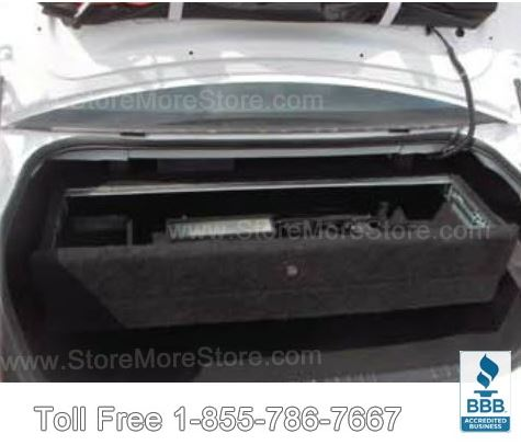 police car weapon lockers for your trunk