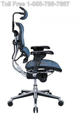 Ergonomic Executive Chairs Side View