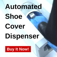 Buy Shoe Inn Portable Bootie Dispensers Cheaper Than Amazon