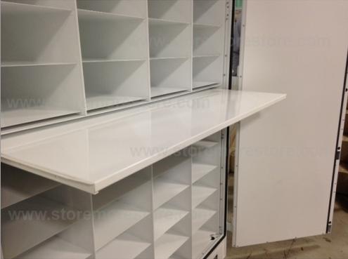 Herbarium Cabinet Shelf for Botanists