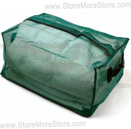 Mesh In-Cell Personal Property Storage Bags