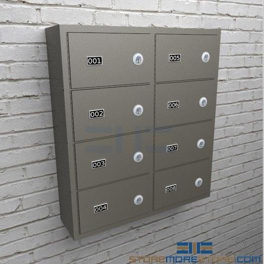 Handgun Storage Lockers