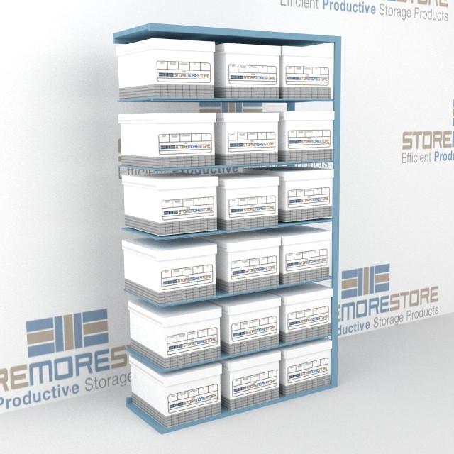 stationary file box shelves office storage