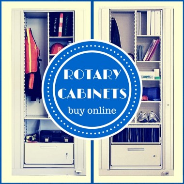 rotary cabinets