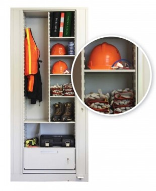 spinning-rotary-cabinets-ppe-storage