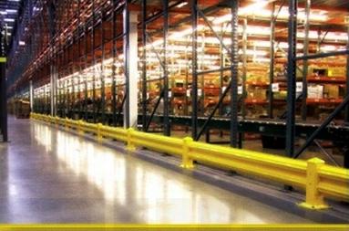 OSHA industrial guardrails