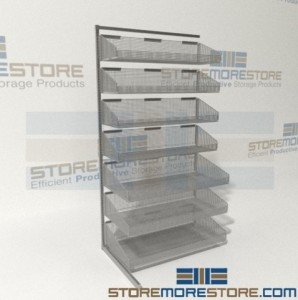 supply storage racks carts