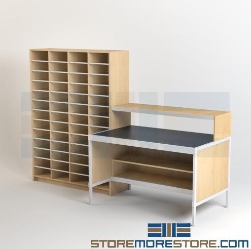 mailroom sorter kits casegoods