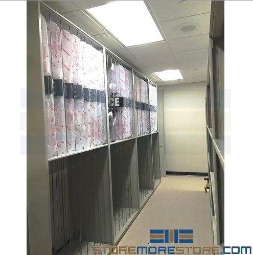 police gear & equipment storage