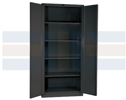 adjustable industrial metal storage cabinets
