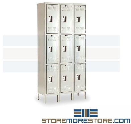 wet humid environment corrosion proof lockers