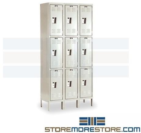 wet humid environment corrosion proof lockers
