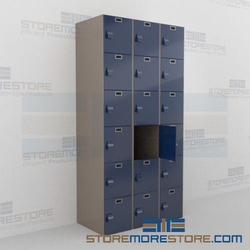 antimicrobial plastic lockers