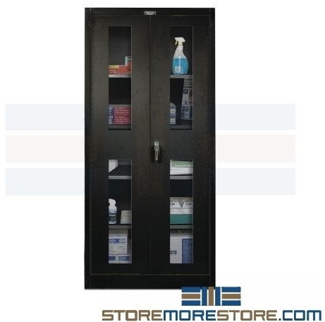 combination wardrobe steel storage cabinets