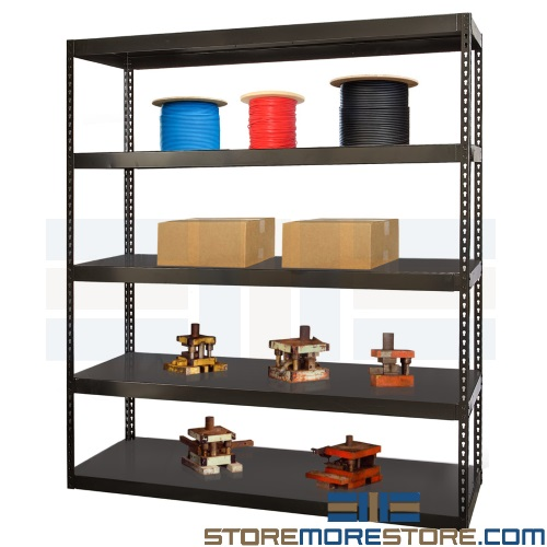 boltless tool die shelving racks