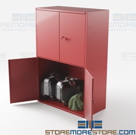 duffel bag lockers oversize bulk storage