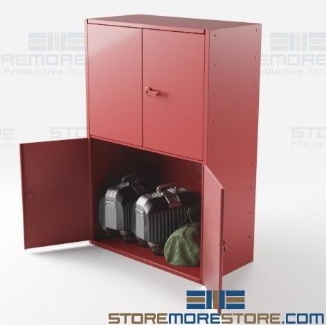 duffel bag lockers oversize bulk storage