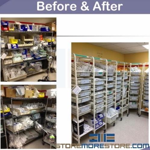 basket drawer racks