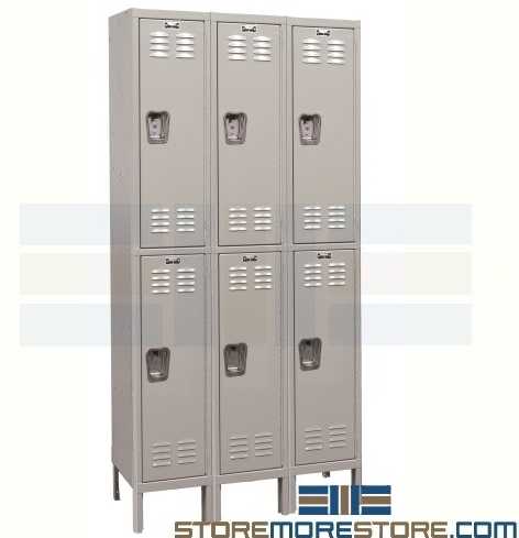 anti-bacterial lockers