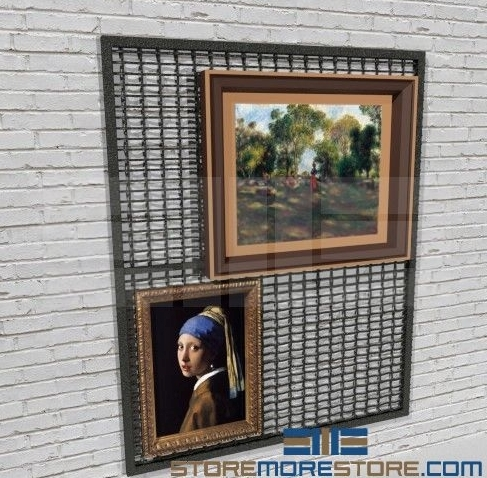 art display wall panels