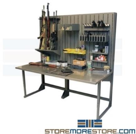 armorers workbench weapon repair maintenance