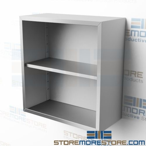 commercial quality stainless steel cabinet
