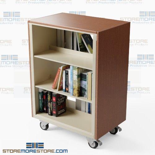 library book carts
