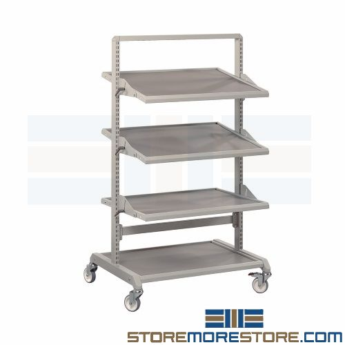 modular steel trolleys