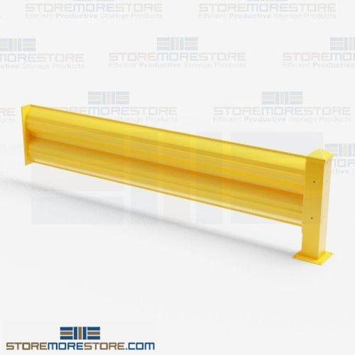 warehouse machine guardrails