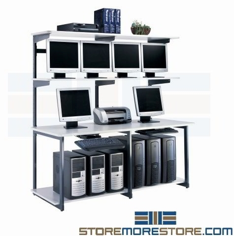 network technician work stations