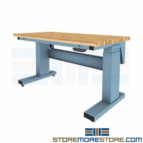 electric technical workbench tables