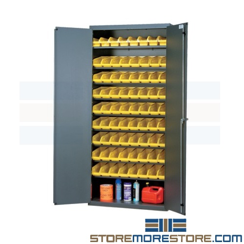 removable bin system cabinets