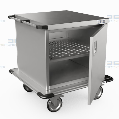 stainless steel surgical instrument carts