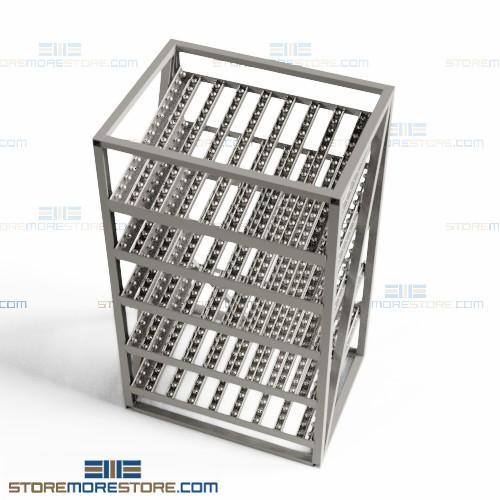 fifo gravity flow rack