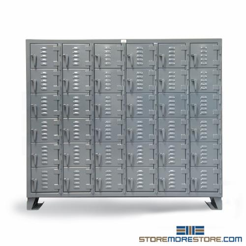 industrial heavy duty lockers