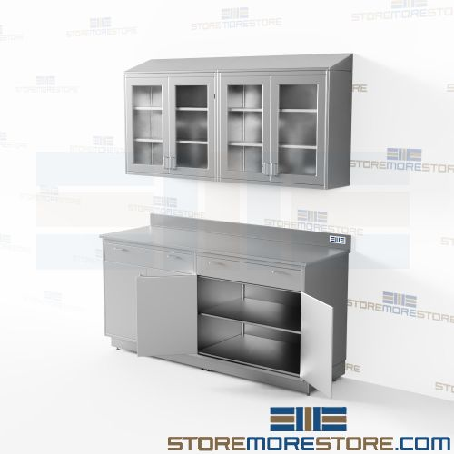 stainless steel cabinet kits