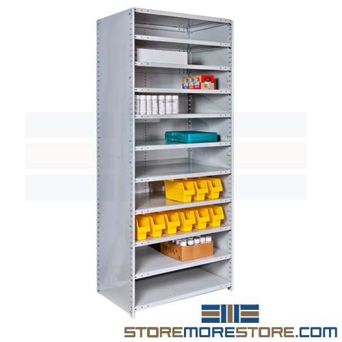 antimicrobial medical shelving