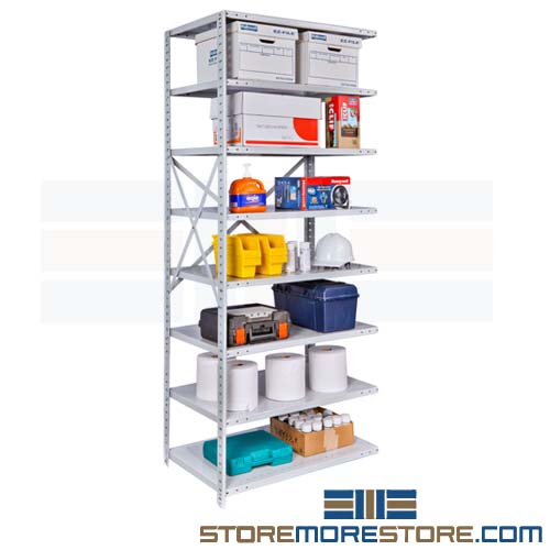 antimicrobial storage shelving